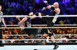 Тайсон Фьюри: Я бы уложил Леснара за 30 секунд
