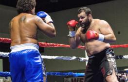 Габриэль Гонзага дебютировал в профессиональном боксе