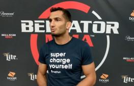 Открытая тренировка бойцов Bellator 200