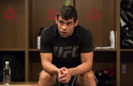 Ренан Барао уволен из UFC