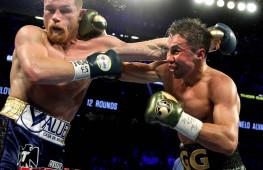 Golden Boy предложили Головкину 42,5% за бой с Альваресом