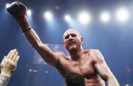 Джордж Гроувс объявил о завершении боксерской карьеры