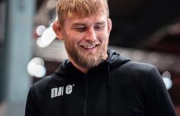 Александр Густафссон: Бой с Рокхолдом — хороший вариант для возвращения
