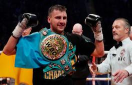Александр Гвоздик о своем уходе из бокса