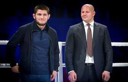 Хабиб Нурмагомедов: Можно как Федор Емельяненко драться до 45 лет, но свою миссию я выполнил