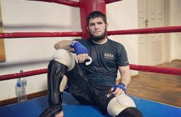 Хабиб Нурмагомедов: Я на голову выше Джастина Гэтжи в ударной технике