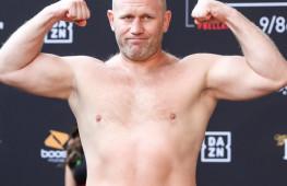 Сергей Харитонов после победы над Митрионом: Хочу бой за титул чемпиона Bellator