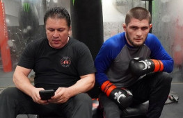 Талантливей пяти чемпионов UFC. Тренер Хабиба назвал самого талантливого. Это не Хабиб, не Махачев, не Кормье и не Веласкес