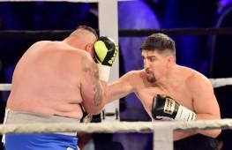 Марко Хук победил Дэнниса Левандовски