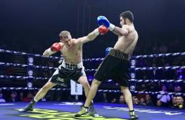 Валерий Оганесян победил Эдуарда Трояновского