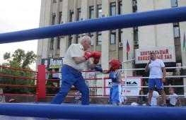 В Краснодаре прошел  фестиваль «Молод.Всегда»