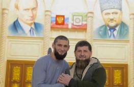 Рамзан Кадыров уговаривает Хамзата Чимаева не завершать карьеру