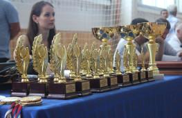 Соревнования по боксу на призы олимпийского чемпиона Шамиля Сабирова