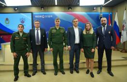 Чемпионат мира среди военнослужащих пройдет в Москве в 2021 году