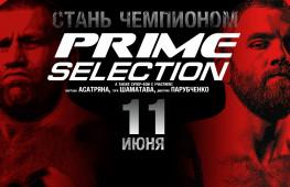 11 июня в России стартует новый бойцовский проект PRIME-SELECTION