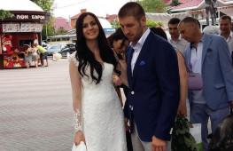 Кадр дня: Свадьба Дмитрия Пирога