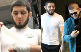 Интервью: Ислам Махачев - отмена боя, карьера в UFC, влияние Хабиба и Абдулманапа (видео)
