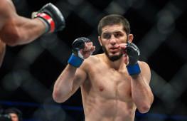 Ислама Махачева исключили из основного карда турнира UFC 254