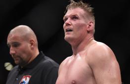 Джош Барнетт освобожден от контракта с UFC