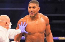 Джошуа: Уайлдер не является топовым боксером