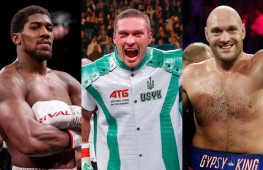 WBO назначит бой с Усиком, если Джошуа не подтвердит бой с Фьюри