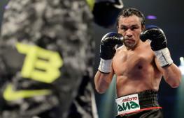 Хуан Мануэль Маркес может вернуться на ринг 24 июня в Мексике