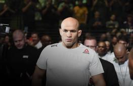 Джуниор дос Сантос прокомментировал увольнение из UFC