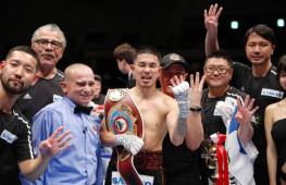 Казуто Иока стал чемпионом в четвертой весовой категории