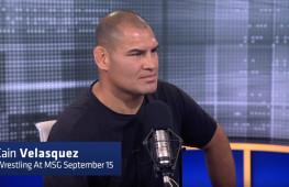Веласкес вернется на арену Мэдисон-сквер-гарден 15 сентября для про-рестлинга, а в UFC — в 2020 году