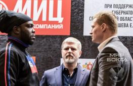Sportingbet: Александр Поветкин — явный фаворит в бою со Стиверном