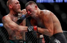 Конор Макгрегор не дождался UFC 249: Подпиши контракт, Нэйт