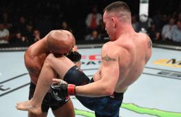 Обзор турнира UFC on ESPN 5