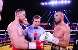 Дмитрий Кудряшов о поединке против Вацлава Пейсара (видео)