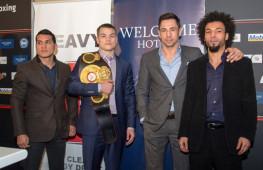 Феликс Штурм: Мы с Чудиновым разыграем титул WBA Regular