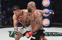 Квинтон Джексон победил Сатоши Ишии раздельным решением судей