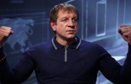 Менеджер Емельяненко: Александр был в загуле, но сейчас все в порядке