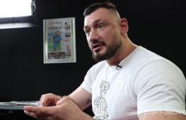 Гаджи «Автомат» Наврузов о возможном поединке с Александром Емельяненко