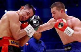 WBA: Штурм отказался от пояса, Чудинов — один из претендентов