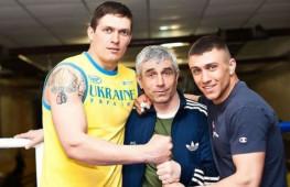 Усик будет готовиться к Джошуа под руководством Анатолия Ломаченко