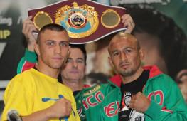 Арум: Ломаченко перейдет в легкий вес, но реванш с Салидо не исключен