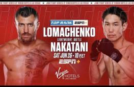Василию Ломаченко прогнозируют уверенную победу над Накатани
