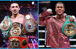 Теофимо Лопес показал два пояса WBC, сказал, что Хейни обманули