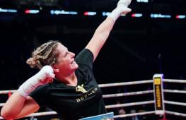 Кларисса Шилдс и Мари-Ив Дикер проведут бой за титул абсолютной чемпионки мира