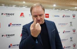 Владимир Хрюнов: Советую Уайту уважительнее относиться к Хабибу