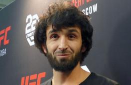 Забит Магомедшарипов исключен из рейтинга UFC из-за длительной неактивности