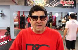 Анхель Гарсия: Кроуфорда сделали чемпионом, а Дэнни сам им стал