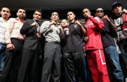 Фото: Пресс-конференция участников шоу 13 сентября в Лас-Вегасе