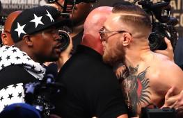 FSNews: Мейвезер хотел рекордную цену PPV, боксер ранен в руку