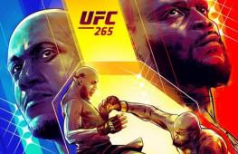 Прямая трансляция UFC 265. Где смотреть?