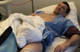 Мирко Филипович о снятии с боя на Bellator 200: В пятницу я травмировал колено